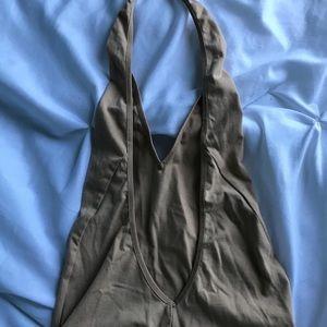 American Apparel Bodysuit  ❁